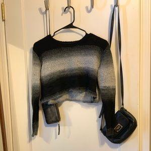 Nasty Gal crop sweater